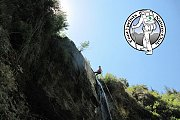 Canyoning in Hammana with Footprints Club