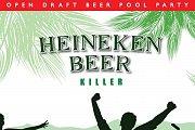Heineken at Riviera Beach Lounge