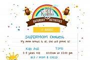 Saturday Activities at Kalila Nursery