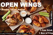 OPEN WINGS at Lady of Deliverance Church
