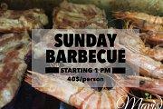 Sunday Barbecue at Mavis Resto-Bar