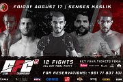 CEF5 - THE FIGHT IS ON!