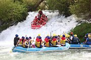 RAFTING IN ASSI with The Butterfly Tours