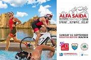 AlfaSaida Olympic Triathlon 2018