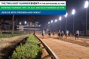 Night Horse Races & Buffet at Hippodrome de Beirut