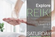 Reiki Certified Workshop Level I & II