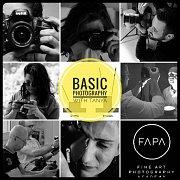 BASIC PHOTOGRAPHY evening course