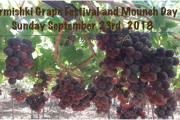 Kfarmishki Grape Festival and Mouneh Day