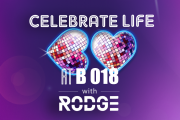 Celebrate Life with Rodge at B018 | Brave Heart Fund Party
