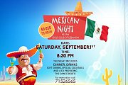 Mexican Night at the Golf Club of Lebanon
