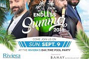 Endless Summer - Last Pool Party of the Season!