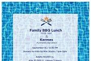 Family BBQ Lunch & Kermes