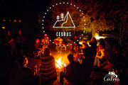 Stargazing, Yoga, Music, Camping & Hiking at 'L'étoile des Cèdres' with Dale Corazon