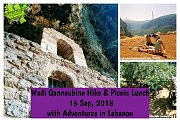 Qadisha Valley Hike with Adventures in Lebanon