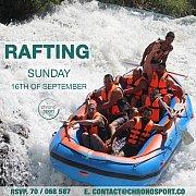 Rafting - Assi River with Chronosport