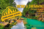 Hiking & Swimming in Chouwen with Lebanon Outdoor Activities