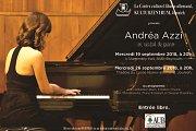 Andrea Azzi - Piano Concert in Jounieh