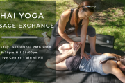 Thai Yoga Massage Exchange