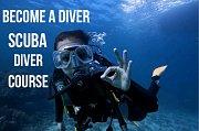 Scuba Diving Course with SDLL