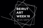 BEIRUT ART WEEK 2018