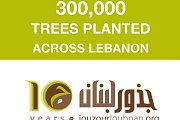 A Decade of Reforestation with Jouzour Loubnan