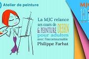 Cours de Dessin & Peinture (Adulte) AM/PM