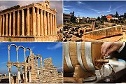 Baalbek, Anjar, Ksara Wine Tasting with Zingy Ride