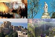 Jeita Grotto,  Harissa, Byblos with Zingy Ride
