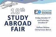 18th Study Abroad Fair