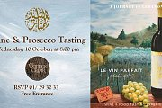 Wine LE VIN PARFAIT & SCAVI & RAY Prosecco Tasting at THE WOODEN CELLAR