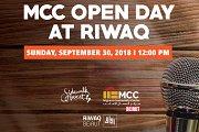 MCC Open Day at Riwaq