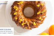 Pound Cakes | Gateaux de Voyages Workshop at Le Cordon Bleu Lebanon
