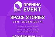 Space Stories: WSW Opening Event