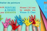 Peinture et Dessin Pour Enfants