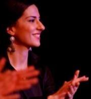 "FLAMENCO DANCE January 2013 program,  with ""YALDA YOUNES"""