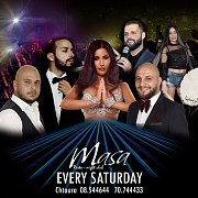 Saturdays at Massabki - Drink Dine Dance