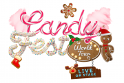 Candy Fest World Tour - Live on Stage