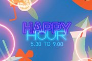 Happy Hour at Tonic Café Bar