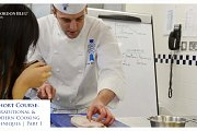 Traditional and Modern Cooking Techniques Workshop at Le Cordon Bleu Lebanon