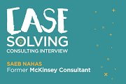 Case Solving - Consulting Interview