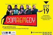 Comremedy - Standing up for Michele