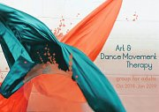 Art & Dance Movement Therapy - Group for Adults