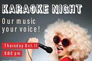 Karaoke Night at Em's Cuisine