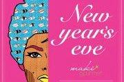 New Year's Eve 2013 at MAKI GOURMET
