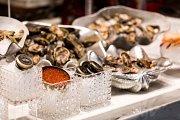 Pop-Up Caviar & Oysters Bar