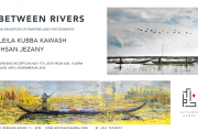 Between Rivers with Art Space Hamra