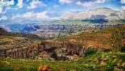 Hiking at Kfardebian (Wadi El Salib) with DALE CORAZON