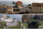 Our Lady of Lebanon (Harissa) - Byblos - Baatara Waterfall with Zingy Ride