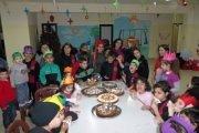 Galettes des rois et distribution de bonheur aux enfants des restaurants du cœur Nabaa/Sin El Fil
