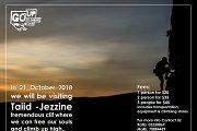 Rock climbing at Taiid - Jezzine with GO UP Climbing Club